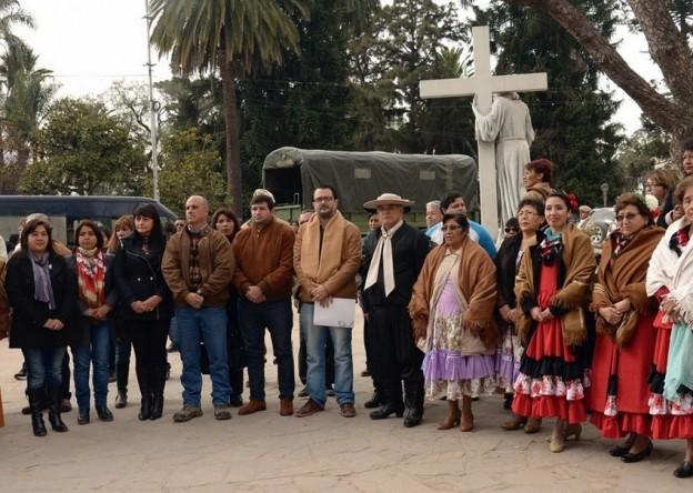 """""""MARCHA A CABALLO HACIA LA PROVINCIA DE TUCUMÁN POR EL BICENTENARIO DE LA DECLARACIÓN DE LA INDEPENDENCIA ARGENTINA"""" (2)"""