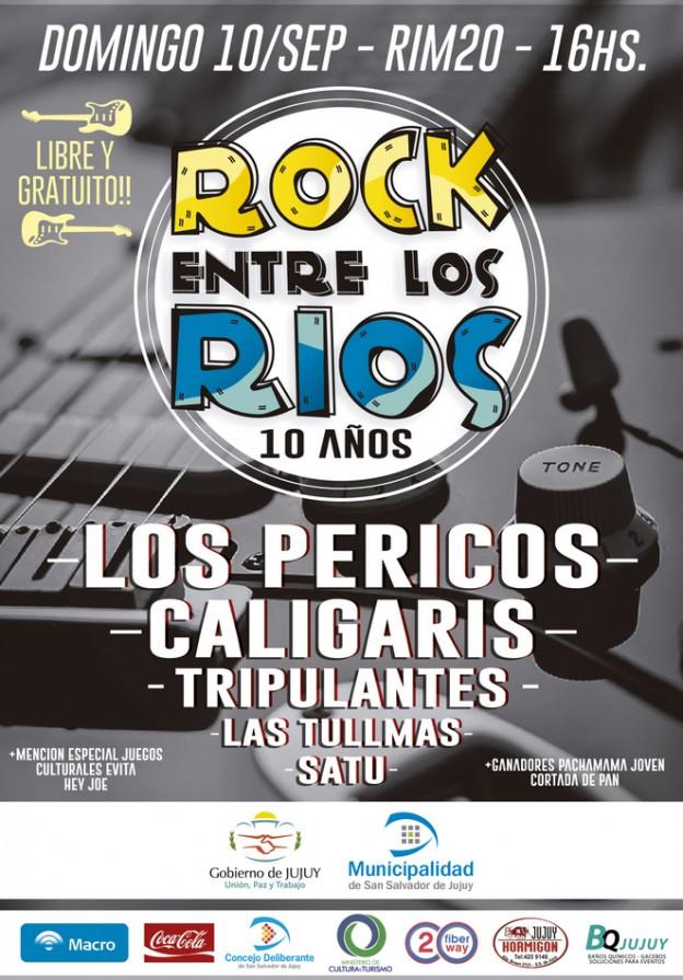 """""""ROCK ENTRE LOS RÍOS"""""""