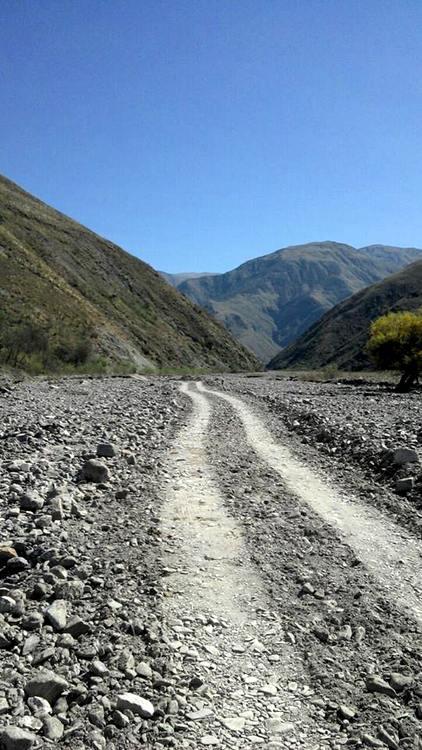 """Reapertura Camino a la Encrucijada El Chañi"". (3)"