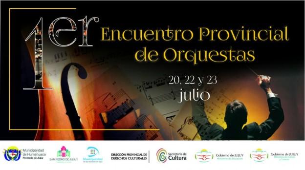 1º encuentro provincial de orquestas jujuy 2017