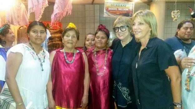 PUEBLOS ORIGINARIOS PRESENTARON PROYECTOS PARA LA LEY FEDERAL DE CULTURAS