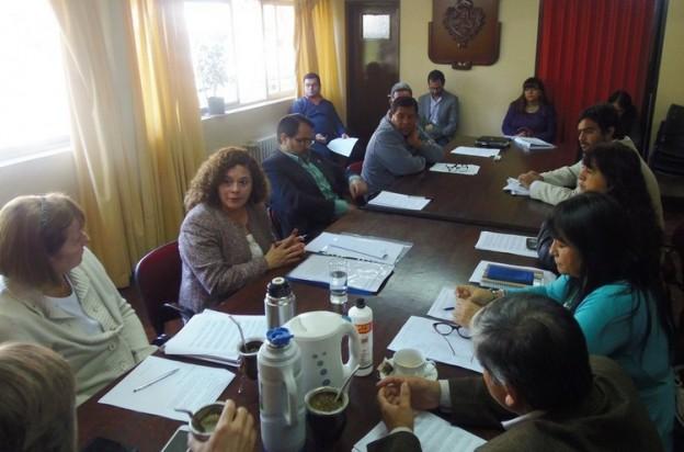 1-18.05.15 Concejal Elías con sus pares capitalinos