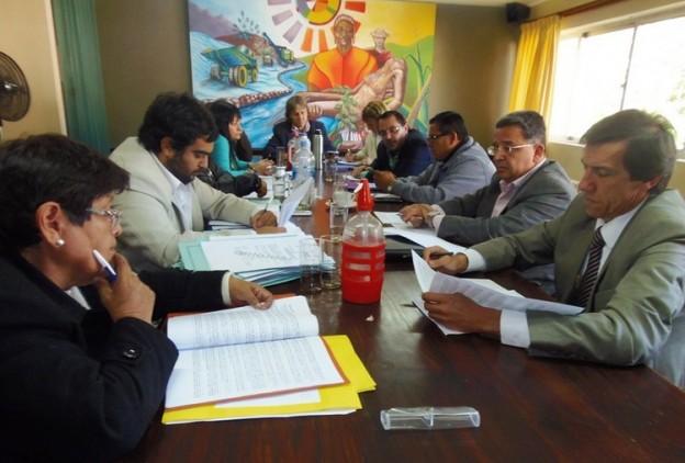 1-18.05.15 Reunión de Labor Parlamentaria