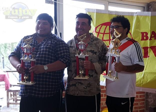 1-1ER FECHA CLUB DE PESCADORES LA CIENAGA CONCURSO 2018 – 2
