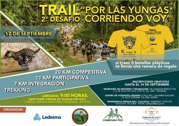 1-2 Trail Yungas – Afiche