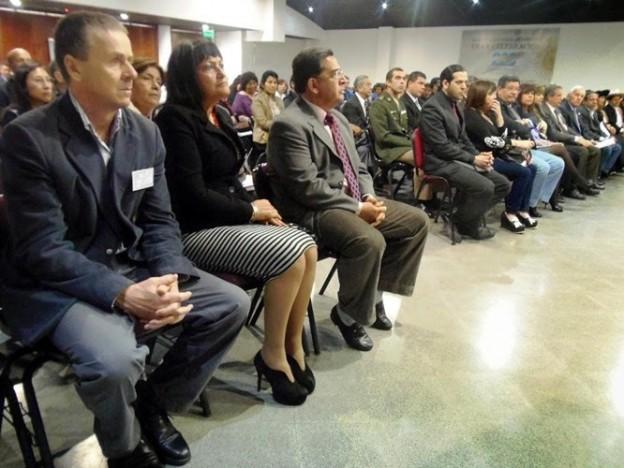1-20.08.14 Concejales en jornada de Historia