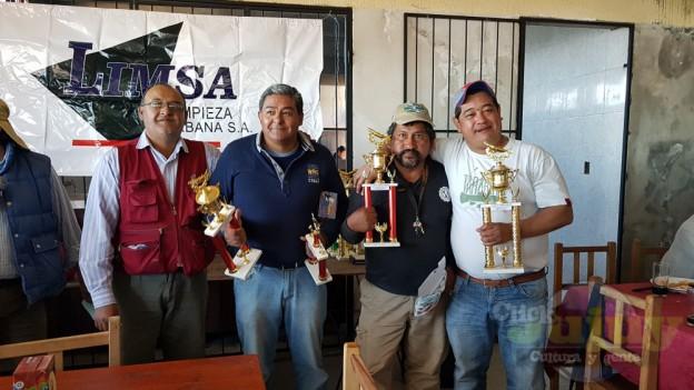 1-3ra fecha del torneo anual del club de Pescadores la Ciénaga Copa Limsa 12