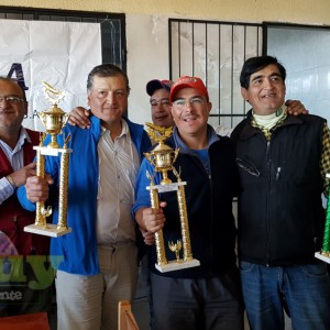 1-3ra fecha del torneo anual del club de Pescadores la Ciénaga Copa Limsa 13