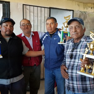 1-3ra fecha del torneo anual del club de Pescadores la Ciénaga Copa Limsa 3