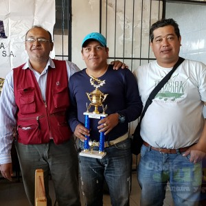 1-3ra fecha del torneo anual del club de Pescadores la Ciénaga Copa Limsa 9