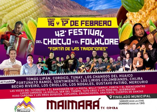 1-42° edición del Festival del Choclo y el folklore en Maimará (2)