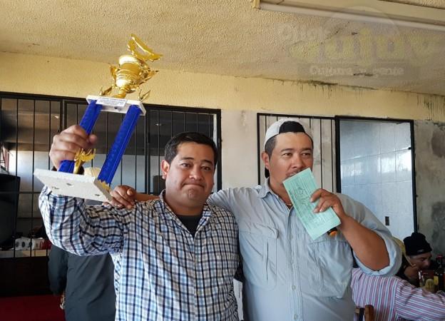 1-4ta fecha del torneo anual del Club de Pescadores la Ciénaga Copa TIERRITA EL PESCADOR 11