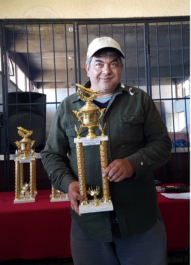 1-4ta fecha del torneo anual del Club de Pescadores la Ciénaga Copa TIERRITA EL PESCADOR 12