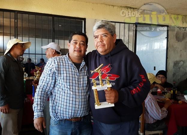 1-4ta fecha del torneo anual del Club de Pescadores la Ciénaga Copa TIERRITA EL PESCADOR 9