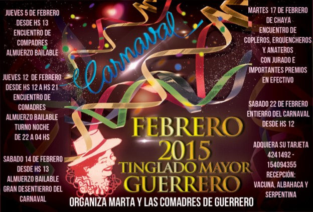 1-Carnaval en Guerrero 2015-001