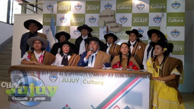 1-Conferencia de Prensa Federación GauchaJujeña 2015