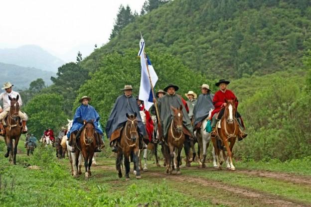 1-Décima Marcha Patriótica Salta-Jujuy por el camino real (2)