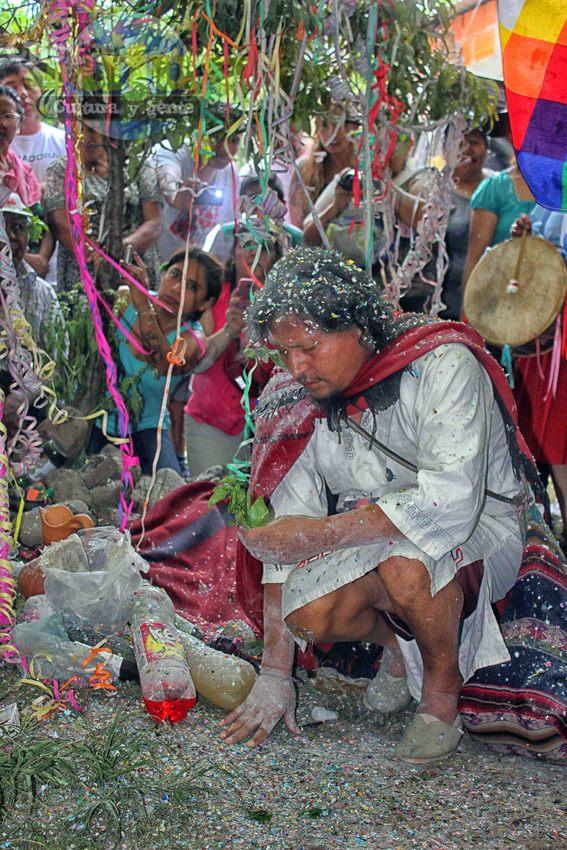 1-Desentierro del Carnaval en la Carpa de Maria Reynaga 4