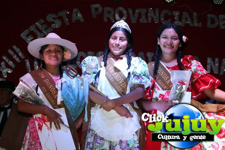 1-Elección de Paisana Provincial 2015 - 2