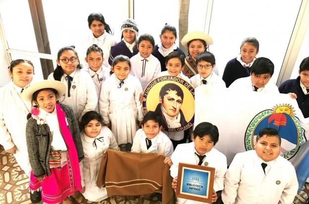 Artekis convocó a un Encuentro Nacional de Niños homenaje a San Martin – Bicentenario del Cruce de los Andes.