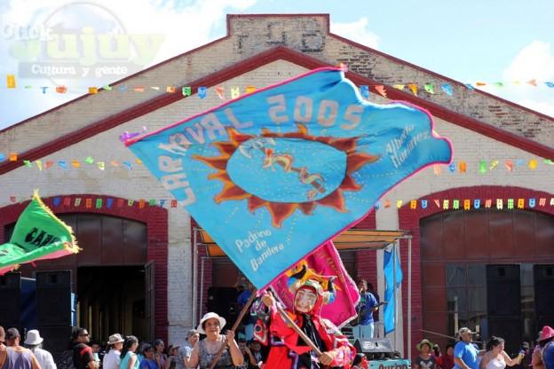 1-Lanzamiento del Carnaval 2016 en Volcan 5