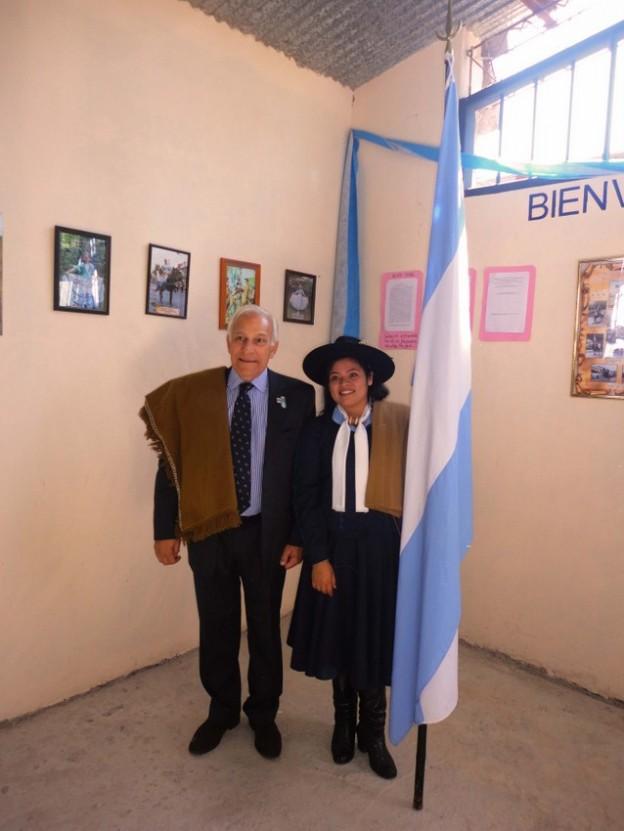 1-MANUEL BELGRANO LASTRA – INTEGRANTE DEL CENTRO GAUCHA YALA