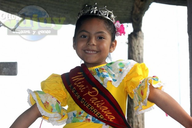 1-Mini Paisana en Aniversario Agrupación Gaucha Gral San Martin de los Paños