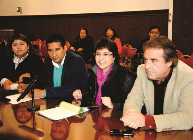 1-Ministra Calsina  Comisión Educación