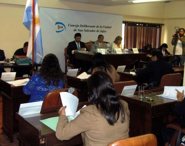 NUMEROSOS PROYECTOS TOMARON ESTADO PARLAMENTARIO EN LA SESIÓN ORDINARIA DEL CONCEJO DELIBERANTE
