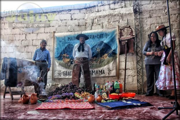 1-Pachamama en Centro Gaucho Tradición