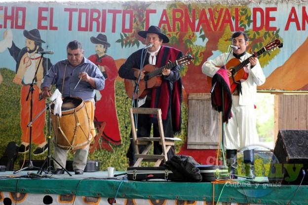 1-Rancho el Torito – Carnaval de Antaño 1