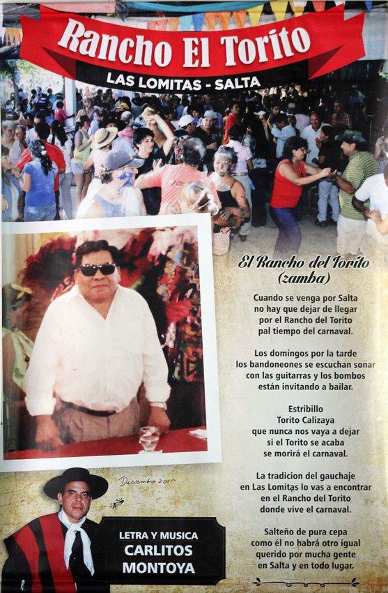 1-Rancho el Torito – Carnaval de Antaño 14