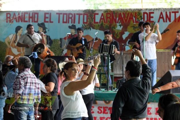 1-Rancho el Torito – Carnaval de Antaño 2