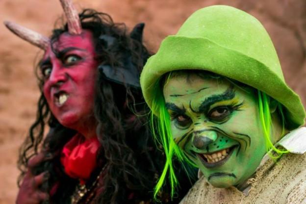 Jasy Mamby – el Grincho del Carnaval