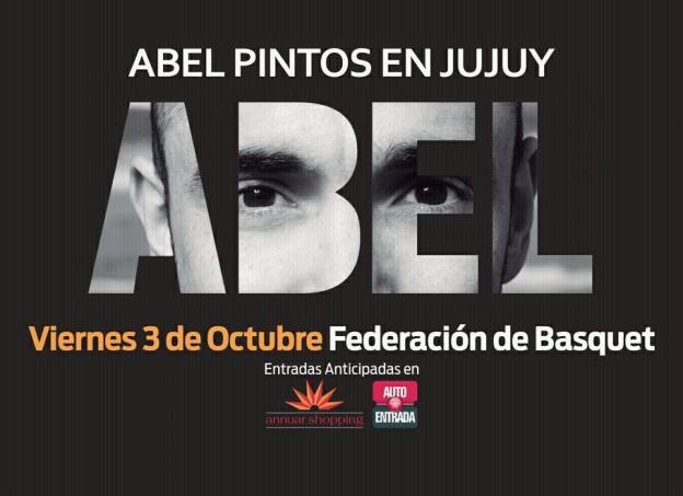 Abel Pintos en Jujuy