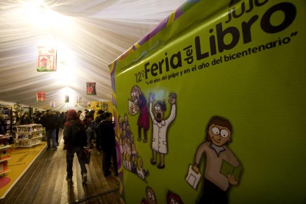 12° Edición de la Feria del Libro en la Provincia de Jujuy (2)