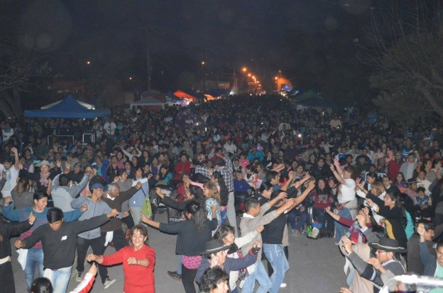 15.000 PERSONAS PARTICIPARON DEL 5to. FESTIVAL PROVINCIAL DEL BUÑUELO 4