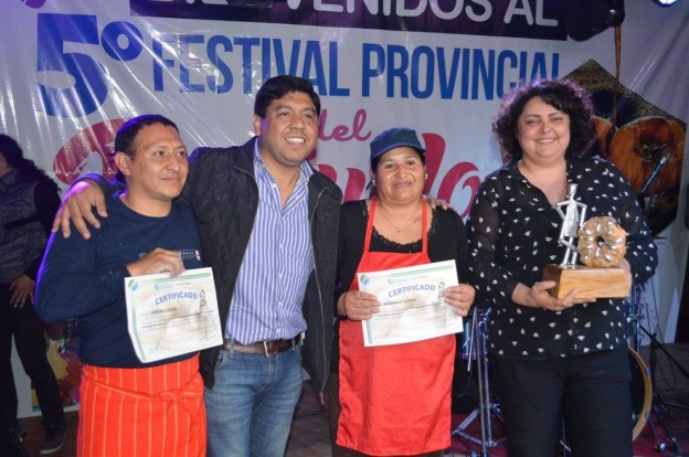 15.000 PERSONAS PARTICIPARON DEL 5to. FESTIVAL PROVINCIAL DEL BUÑUELO