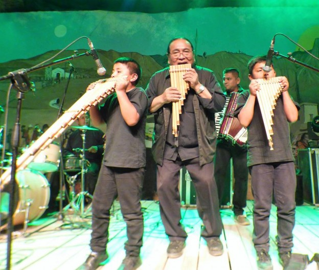 A puro Folclore se vivió la segunda noche del festival del Enero Tilcareño 2017