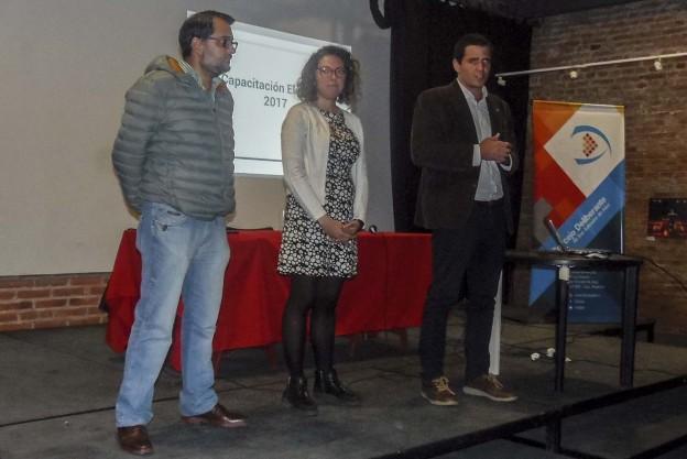 El INCAP realizó la 2º Jornada de Capacitación Política