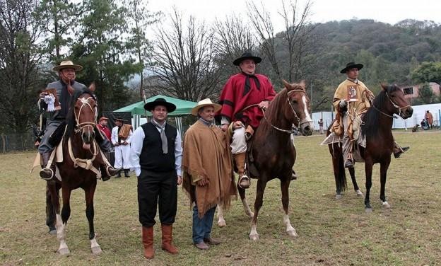 "Concejal participó de ""Encuentro del Caballo de Paso"""