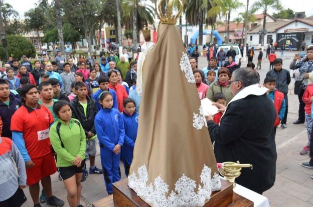 Maratón en la Ciudad del Carmen