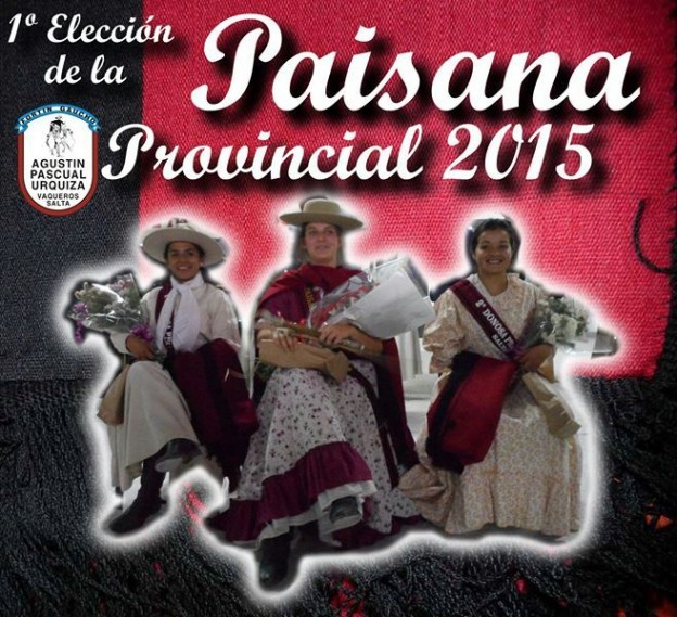 1era Elección Paisana Provincial en Salta (5)