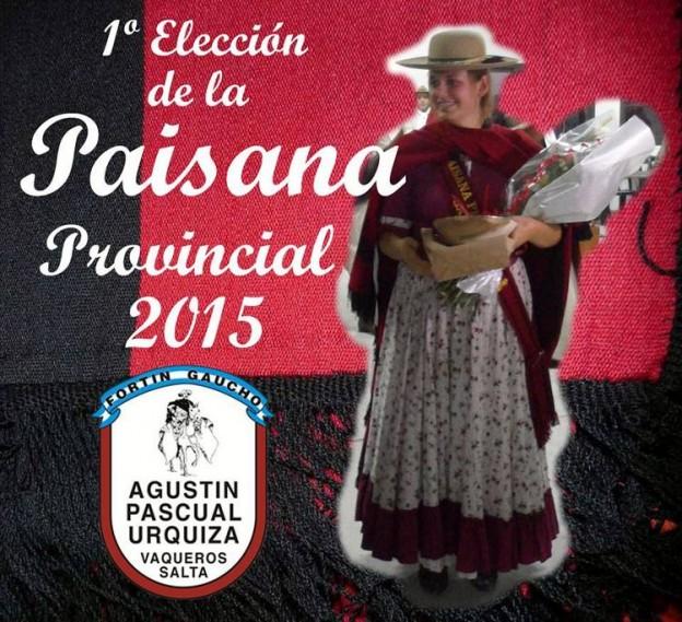 1era Elección Paisana Provincial en Salta (8)