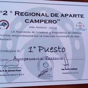 2° FECHA DEL REGIONAL DEL APARTE CAMPERO (14)
