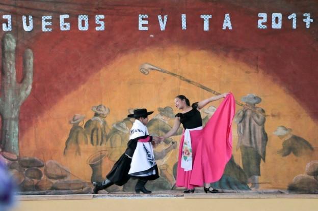 FINAL PROVINCIAL DE LOS JUEGOS CULTURALES EVITA