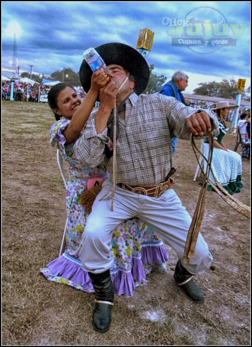 Festival Internacional de Jineteada y Canto del Impenetrable