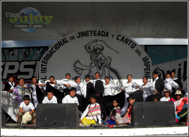 23 Festival Internacional de Jineteada y Canto del Impenetrable 10
