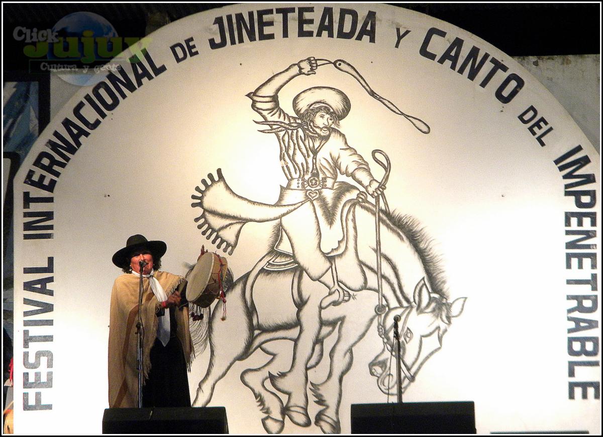 23 Festival Internacional de Jineteada y Canto del Impenetrable 13-001