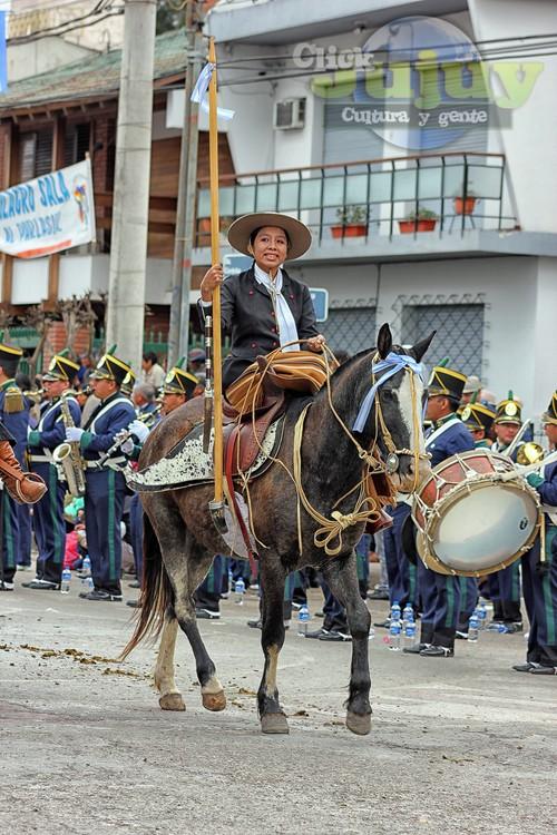 23 de Agosto en Jujuy  – Desfile Gaucho (10)